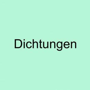 Dichtungen