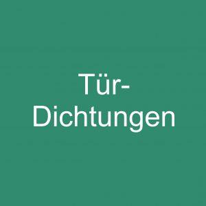 Tür-Dichtungen